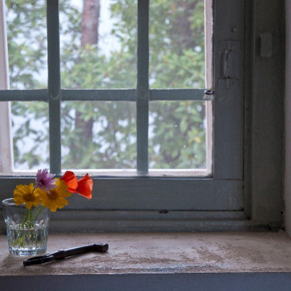 finestra tipica trullo